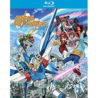 Gundam Build Fighters: Complete Collection [Blu-ray] USA import