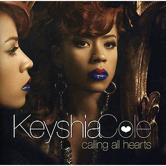 Keyshia Cole - Calling All Hearts (Clean) [CD] USA import