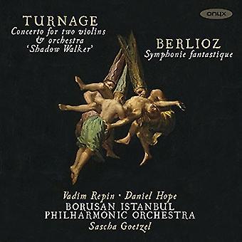 Borusan Istanbul Philharmonic Orchestra - Turnage: Shadow Walker; Belioz: Symphonie [CD] USA import