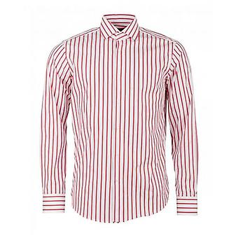 BOSS Gordon Regular Fit Block Stripe Shirt