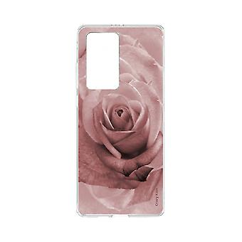 Hull For Huawei P40 Pro Soft Pink In Pastel Color