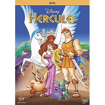 Hercules [DVD] USA import