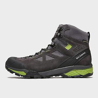 Scarpa Men's Zg Lite GTX Waterproof Boots Dark Grey