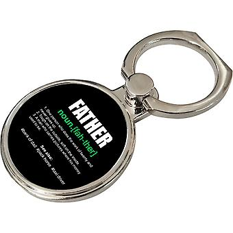 Father Dictionary Humorous Definition Phone Ring