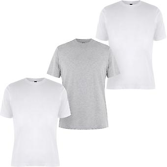 Donnay 3 Pack T Shirts Hommes