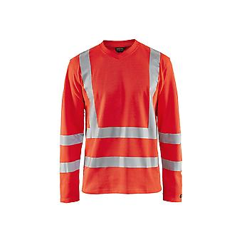 Blaklader hi-vis long-sleeve t-shirt 89481070 - mens