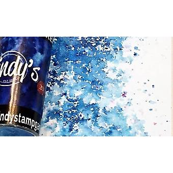 Lindy-apos;s Stamp Gang Bavarois Blue Magical Shaker