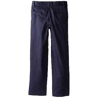Dickies Khaki Big Boys-apos; Pantalon Stretch Flex Waist, Dark Navy, 12 Husky