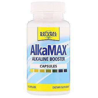 Natural Balance, AlkaMax, Booster alcalin, 30 capsules