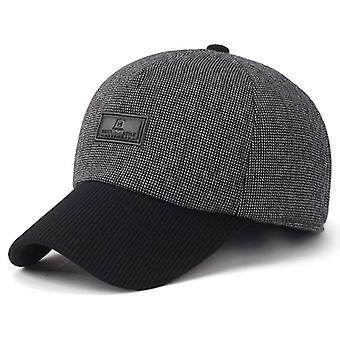 Heren's casual verstelbare sport baseball cap hat