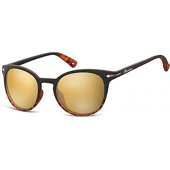 Sonnenbrille Damen by SGB    braun (Schildkröte) (MS50)
