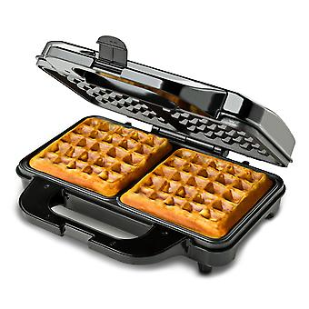 Global Gourmet Square by Sensio Home Waffle Maker Iron Machine 1000W