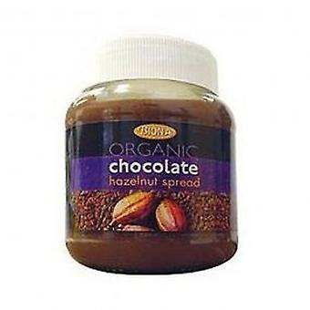 Biona - orgaanisen suklaa hasselpähkinä leviäminen 350g