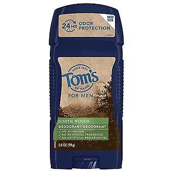 Tom's of Maine Men's North Woods Deodorant