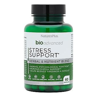 Nature's Plus BioAdvanced Stress Support Caps 60 (8054)