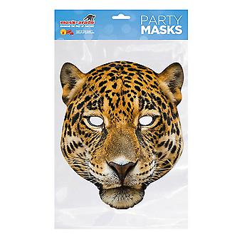 Mask-arade Leopard Party Mask