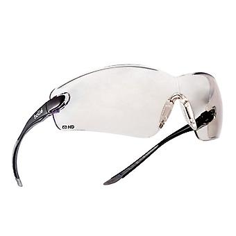 Bolle Safety COBRA Safety Glasses - Clear HD BOLCOBHDPI