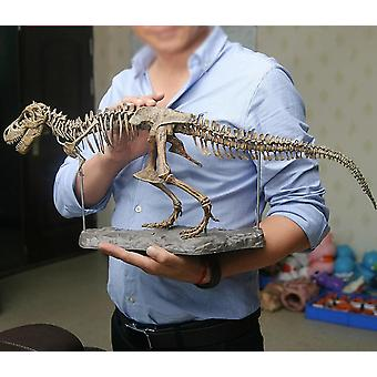 4d Animal Model Simulation Stora Dinosaur Fossil Tyrannosaurus Montera The