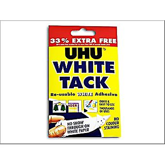 UHU White Tac Handy Plus 33% Free of Charge 43496