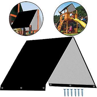 132 X 226cm Swing Hammock Kit Replacement Tarpaulin-'s Playground Roof Canopy,