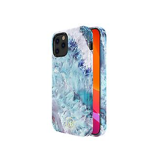 iPhone 12 Pro Max Case Blue - Crystal