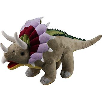 Plys Triceratops 19 tommer