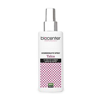 Bio Talc Deodorant Spray 100 ml