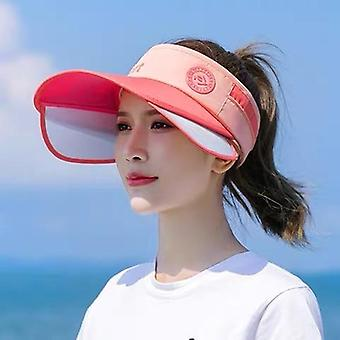New Style Sun Visors Sports Print Sun Hats Beach Cap