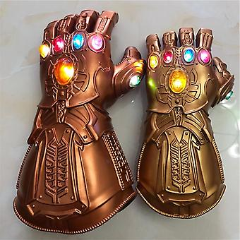 The Endgame Thanos Led  Gauntlet  Stones War Led