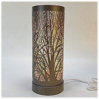 IEP White-grey Tree Aroma Lamp 10x26cm