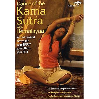 Dance of the Kama Sutra [DVD] USA import
