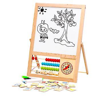 Educatief magneetbord, cijfers telraam