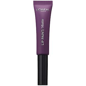 L'Oréal Paris Infallible Matte Lip Paint - 207 Wuthering Purple