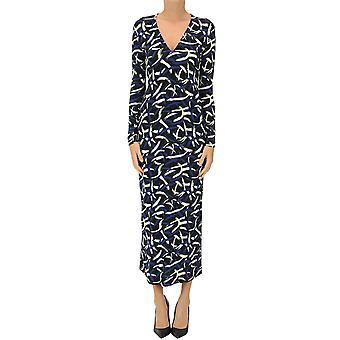 Missoni Ezgl113032 Women's Multicolor Viscose Dress