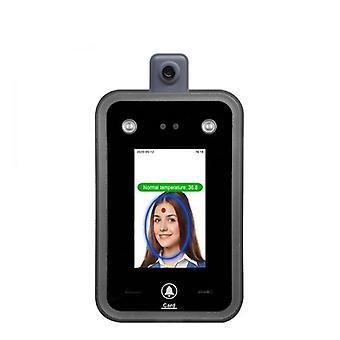 Atendimento de reconhecimento facial com software gratuito