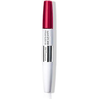 3 x Maybelline Superstay 24hr Lipstick & Balm New - 820 Berry Spice