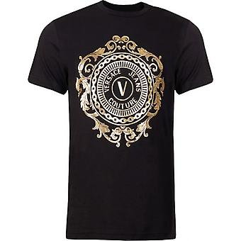 Versace Jeans Couture Large Chest Logo T-Shirt