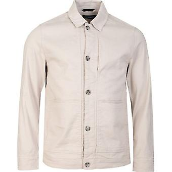 J.lindeberg Eric Cotton Overshirt