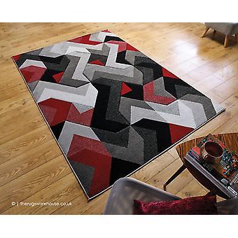 Aurora rood tapijt