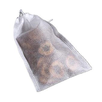 Disposable Tea Filter Bags, Infuser With String, Heal Seal, Food Grade,