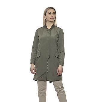 Alpha Studio Naisten vihreä takki