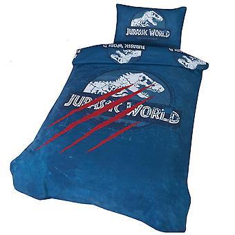Jurassic World Duvet Cover Set