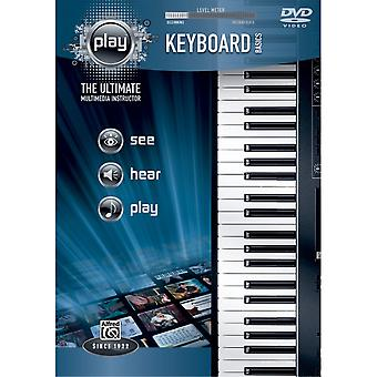 Alfred's PLAY: Keyboard Basics -