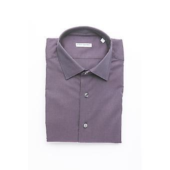 Robert Friedman Men's Bordeaux Shirt