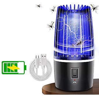 Bug Zapper Mosquito Killer Fly Trap Mosquito Attractant Trap With Camping Lamp