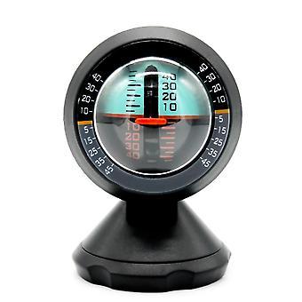 Auton kaltevuusmittari kulma kaltevuus kallistus indikaattori mittari kaltevuuden tasapainon päivitys ja alamäki kaltevuusmittarin finder työkalu