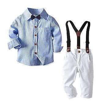 Costume de robe d'ensemble de vêtements de garçon