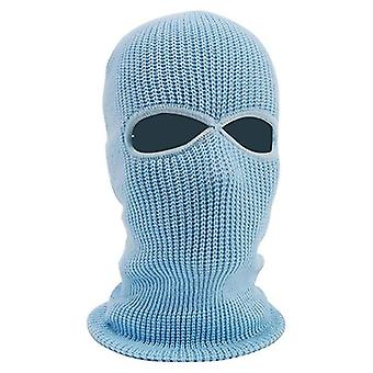 Trei 3 Hole Balaclava Knit Hat Armata Tactic Full Face Cover Masca