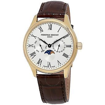 Frederique Constant Classics Silver Dial Men's Watch FC-260WR5B5