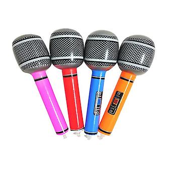 New Inflatable Microphone Inflatable Fun Toy